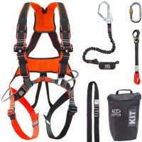 Climbing technology kit za delo na delovnih odrih.
