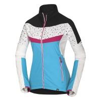 NORTHFINDER ženska turno smučarska jakna Polartec® LUCINA