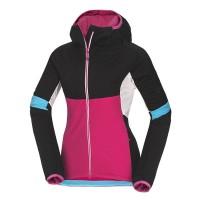 NORTHFINDER ženska turno smučarska jakna Primaloft® Insulation Eco Black VINCENZA