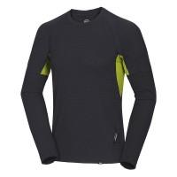 NORTHFINDER moška majica Polartec® Power Dry® GRUN