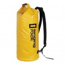 Vodotesna vreča - 40 litrov, rumena