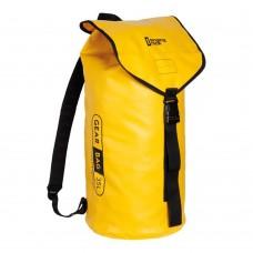 Transportna torba - 35 litrov, rumena
