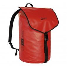 Transportna torba - 50 litrov, rdeča