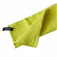 Brisača YATE Drayfast  L - 60x90 cm rumeno zelena