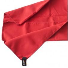 Brisača YATE Drayfast XL -  60 x 120  cm Temno rdeča