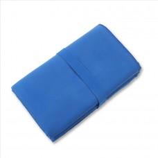 Brisača YATE Fitness Dryfast velikosti XL 100 x 160 cm temno modra