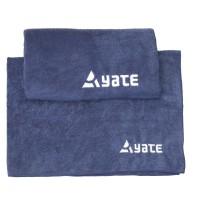 Brisača YATE Travel Towels XL -  66 x 125 cm temno modra