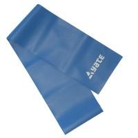 Vadbena elastika YATE FIT BAND 120 x12 cm, zelo trda / modra