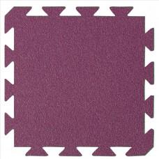 Preproga iz pena viola - zelena 29 x 29 x1,2 cm