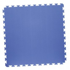 TATAMI EVA 20 rdeča / modra 1m x 1 m x 2 cm
