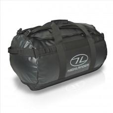 Potovalna torba ali nahrbtnik Duffle Lomond 65L črna