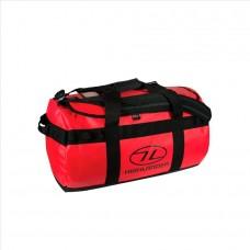 Potovalna torba ali nahrbtnik Duff Lomond 65L rdeča