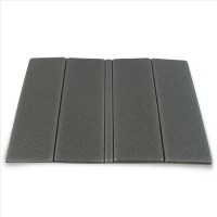 YATE Folding seat 27x36x0,8 cm, Grey
