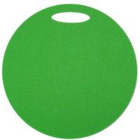 YATE okrogla sedežna podloga 1- plast, svetlo zelena
