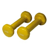 YATE uteži PVC 0,5 kg / par