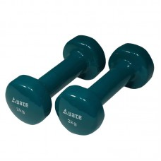 YATE uteži PVC 2.0 kg / par