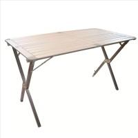 Zunanja zložljiva miza  Aluminij -  velika