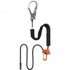 FINCH COMBI positioning lanyard – WITH CONNECTORS – 3m