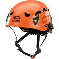 Nastavljiva čelada X-Arbor - oranžna