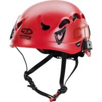 Nastavljiva čelada X-Arbor - rdeča