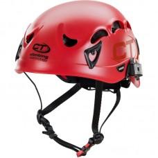 Delavna in plezalna čelada X-Arbor - rdeča