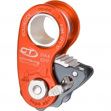 Climbing Technology pulley & rope clamp ROLLNLOCK
