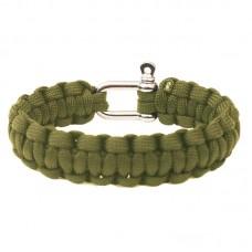 HIGHLANDER Paracord Bracelet D Ring