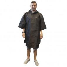 Yate-Trekmates Essential pončo dežni plašč Black