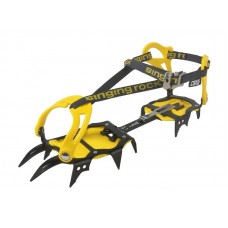 All-round lightweight twelve-point crampons