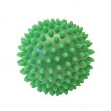 Masažna  žogica  - 7 cm - zelena