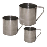 YATE Stainless Steel Cup 0,35 l
