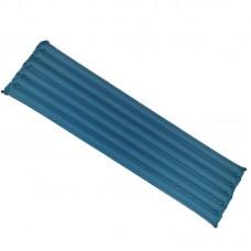 Napihljiva blazina z izolacijo – modro/siva