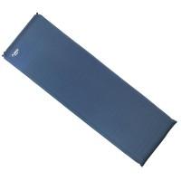 Samo napihljiva blazina CAMPING 7,5 - modra / siva
