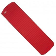 Samo napihljiva blazina CONTOUR 3,8 - rdeča / siva