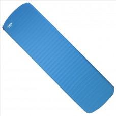 Samo napihljiva blazina GUIDE 3,8 cm - modra / siva