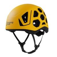 Plezalna čelada za gorništvo HEX / L – rumena