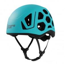 Plezalna čelada za gorništvo HEX / L – svetlo modra
