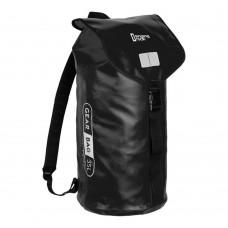 Transportna torba - 35 litrov, črna