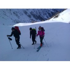 Guided Snowshoeing & ski touring tour in Julian Alps & Triglav National Park (1+ Days)