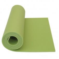 Podloga eno slojna 6 mm, svetlo zelena