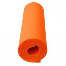 Podloga enoslojna 0,8 cm - oranžna
