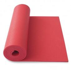 Podloga enoslojna 0,8 cm - rdeča