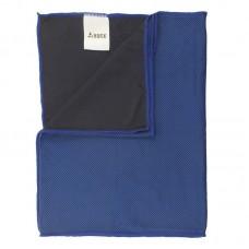 Zelo lahka hladilna brisača YATE Cooling Towel 30x100 cm modra