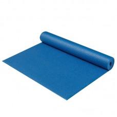 Joga enoplastna podloga + torba - modra