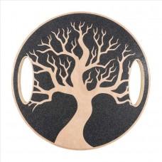 Ravnotežna plošča Tree - lesena