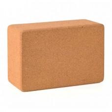 Joga vadbeni blok 22,8 x15,2 x 7,6 cm - pluta