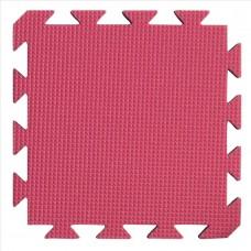 Preproga iz pene, modra - roza 29 x 29 x 1,2 cm