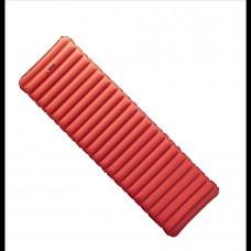 Napihljiva blazina  NOMAD 193 x 58 x 9 cm, rdeča / siva