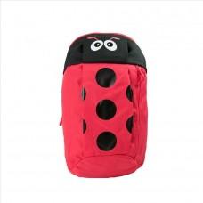Otroški nahrbtnik  Creature Kids 9 L rdeča