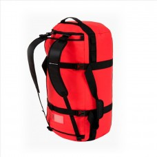 Transportna torba ali nahrbtnik Storm Kitbag 90 L Rdeča